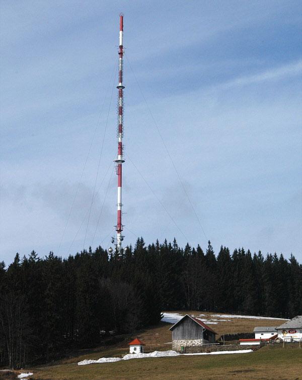 Radiosender in Linz, Österreich / Radio stations in Linz