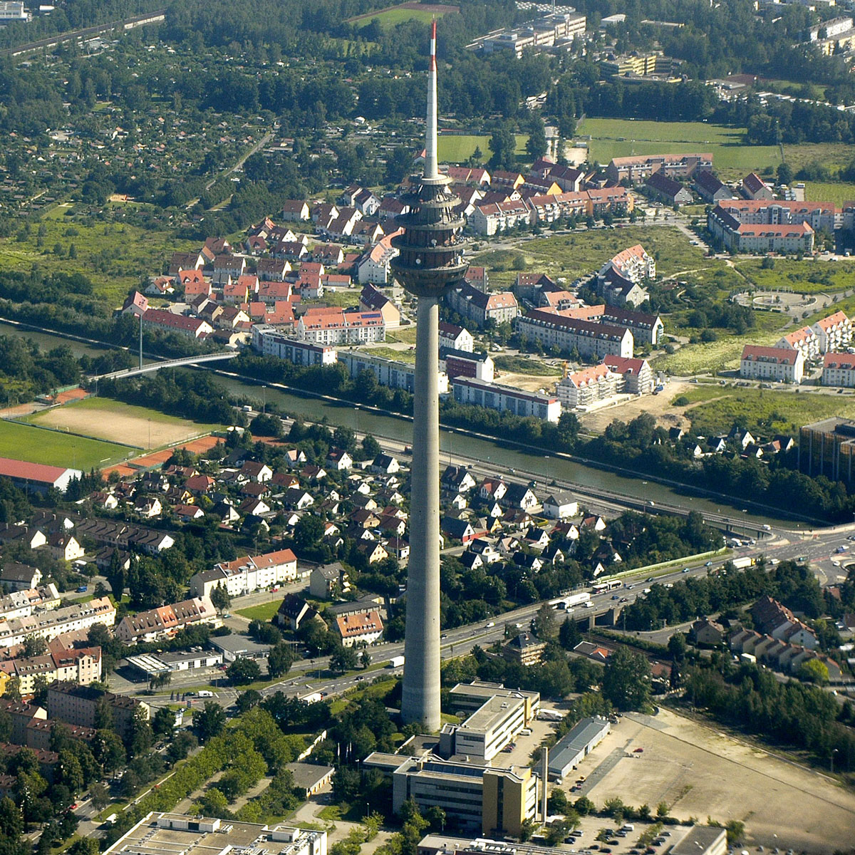 Höchstes Bauwerk Bayern