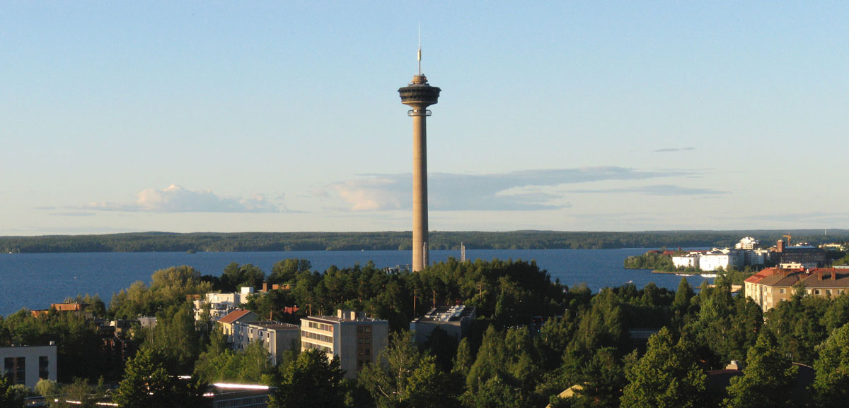 Radioasemat Tampereella, Suomi / Radio stations in Tampere, Finland — Radiomap.eu