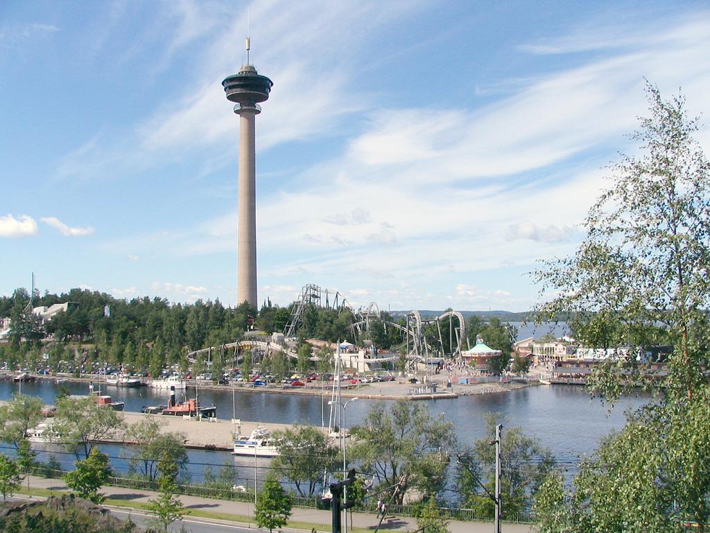 Sää Tampere Tunti Tunnilta