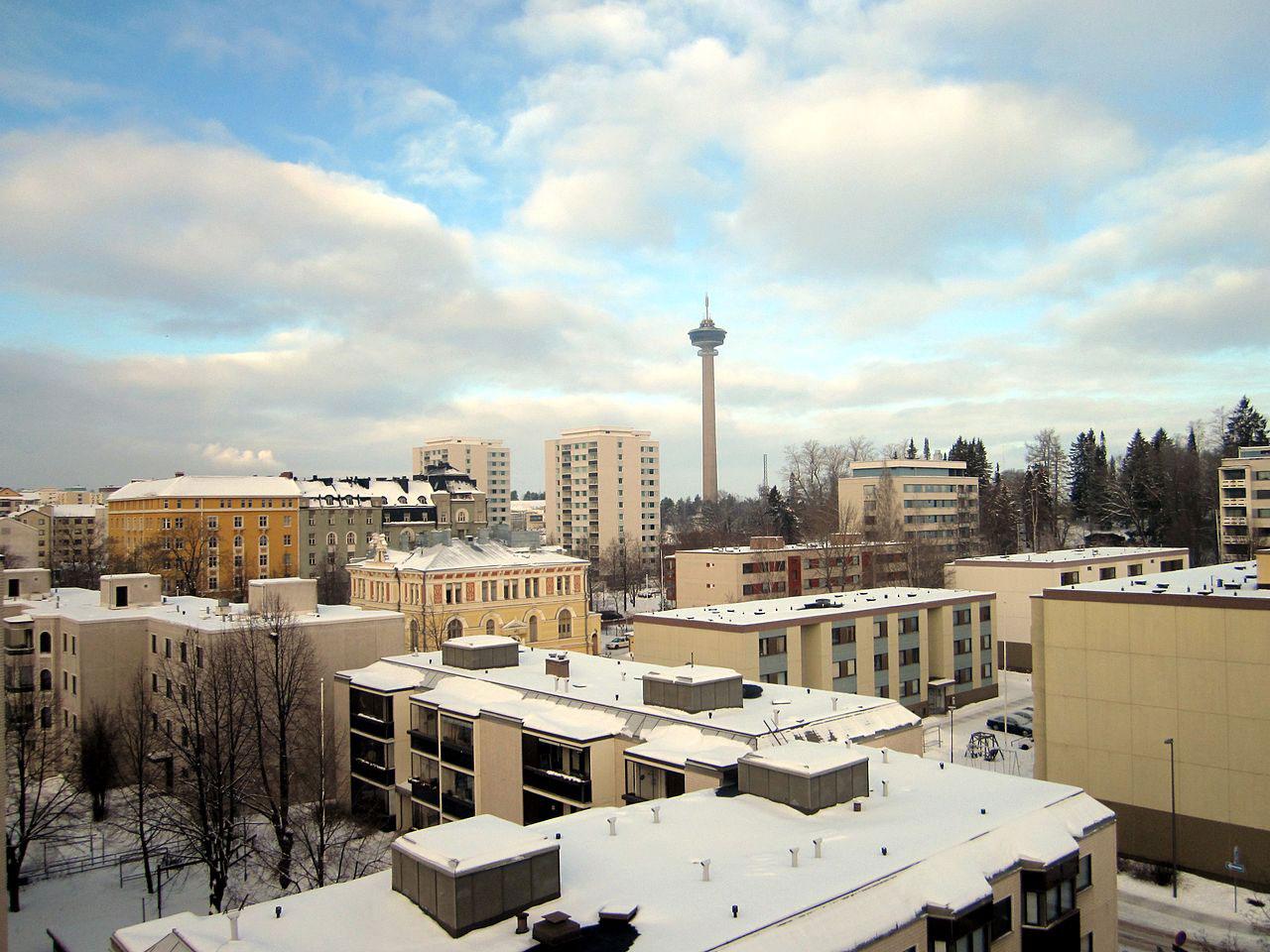 Radiokanavat Tampere