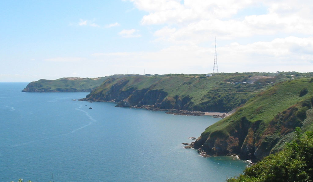 Highest Point In Jersey Channel Islands